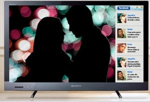 tv led sony bravia 22