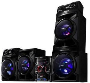 Carrefour mini system Sony