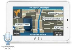 Navegador GPS Airis Voice