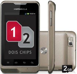 Motorola XT390 dual chip
