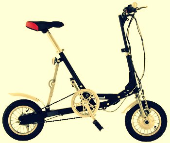 Bicicleta EvoluBike Nano