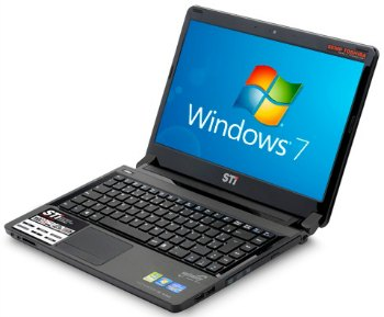 Notebook STi Core i5