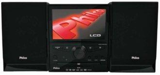 micro system Philco com TV
