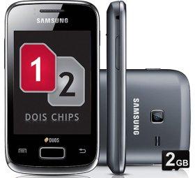 Samsung Galaxy Y Duos com oferta