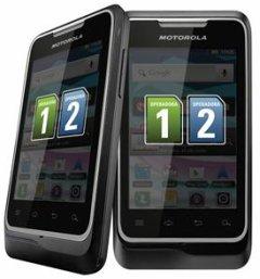 Smartphone Motorola Motosmart XT305