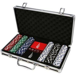 Americanas maleta jogo de poker