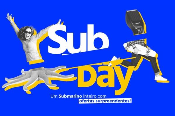 Promoção Subday Submarino