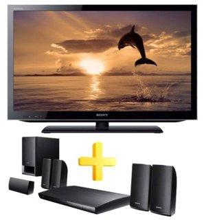 kit tv 3d sony