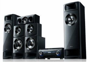 Home Theater 3D Sony