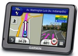 Navegador GPS Garmin 2415LT