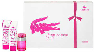 Joy of Pink Lacoste