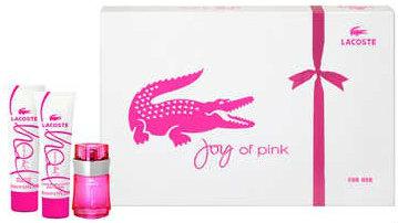 Joy of Pink Lacoste