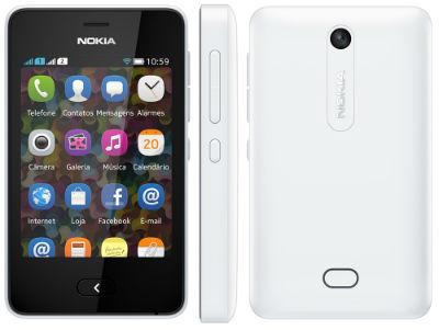 Smartphone Nokia Asha 501