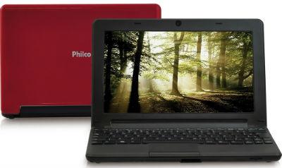 Netbook Philco com desconto