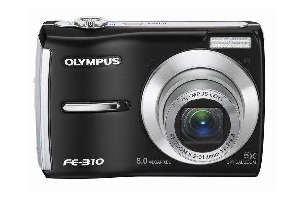 Câmera digital Olympus 8MP