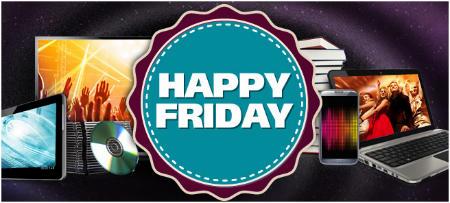 Happy Friday Saraiva