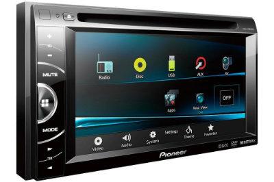 DVD Auto Pioneer X1580