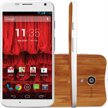 Motorola moto x bambu