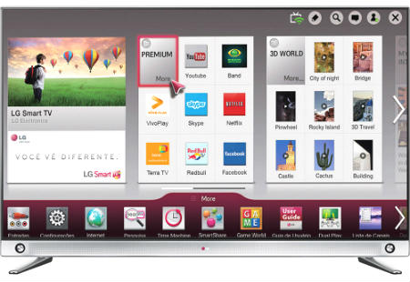Smart TV LED LG