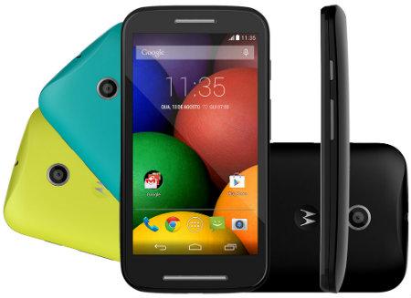 Smartphone Motorola Moto E
