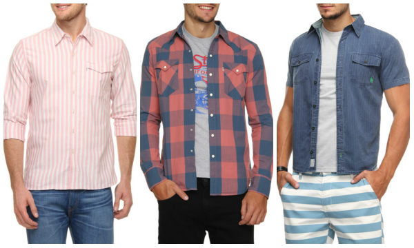 promoções moda masculina
