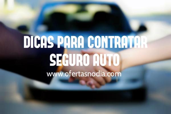 contratar seguro auto dicas