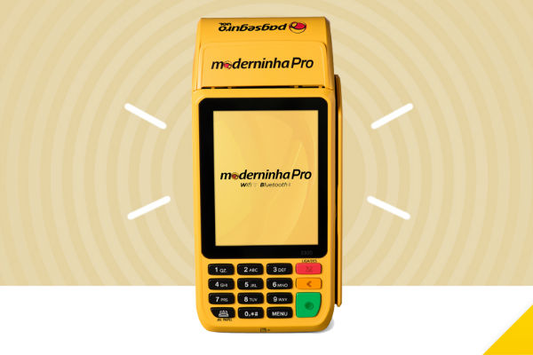 comprar máquina Moderninha Pro