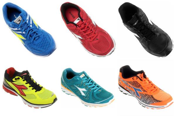 Calçado online compre tênis Diadora