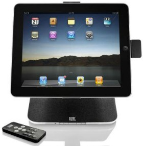 Dock station para iPad