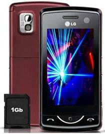 celular LG scarlet