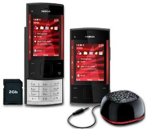 celular nokia x3
