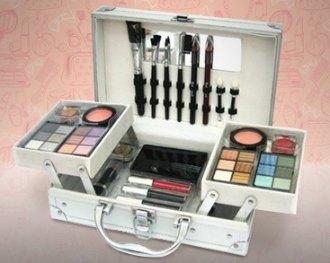 Kits e maletas de maquiagem