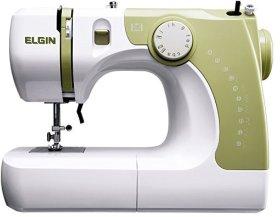 Máquina de costura superia