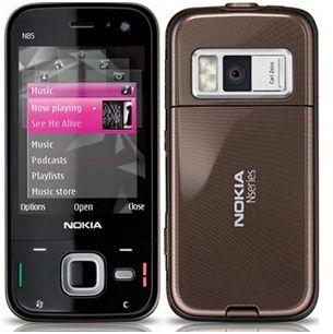 Smartphone Nokia N85
