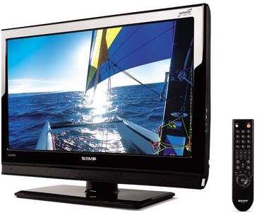 Saraiva TV LCD 26