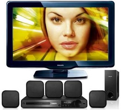 Oferta Saraiva em kit TV