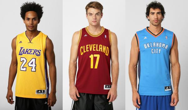 camisas basquete adidas