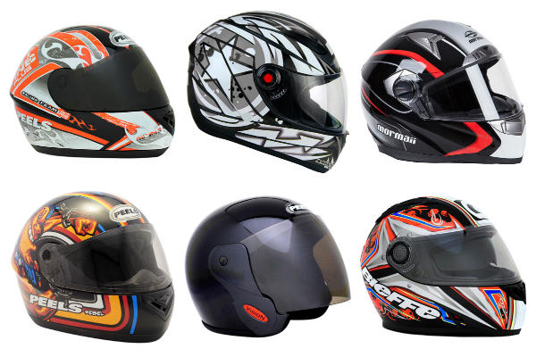 ofertas de capacetes