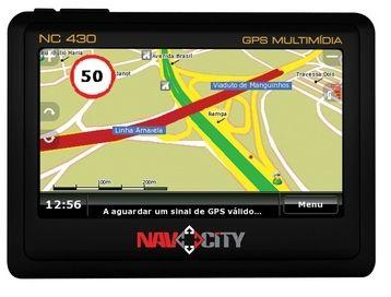 Saraiva navegador GPS NavCity