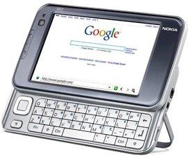 Nokia Tablet N810