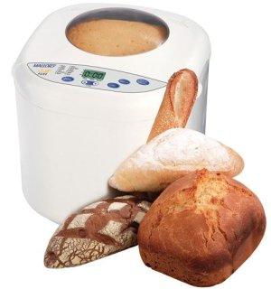 Americanas máquina de pão