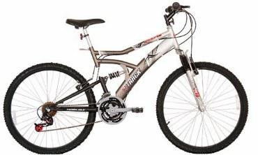 Americanas bicicleta full suspension