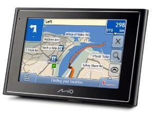 Navegador GPS Mio Moov