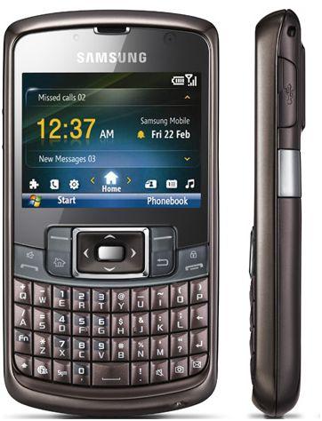Americanas Samsung Omnia