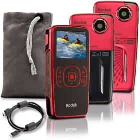 Filmadora Pocket Kodak