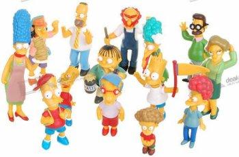 Deal Extreme Bonecos Simpsons