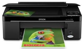 impressora epson TX135