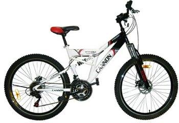 bicicleta cannon