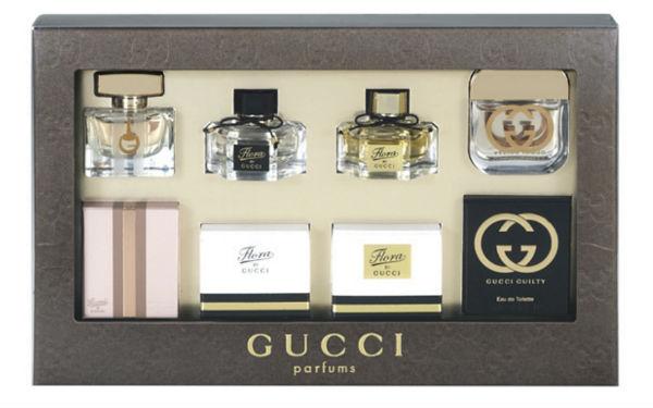 Kit perfumes Gucci 4x1