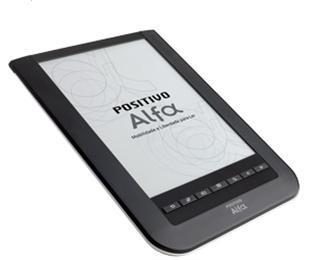 E-Reader Positivo Alfa